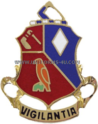 ARMY 241 FIELD ARTILLERY REGIMENT UNIT CREST