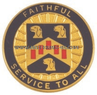 ARMY 408  PERSONNEL SERVICE BATTALION UNIT CREST
