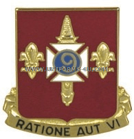 ARMY 244 AIR DEFENSE ARTILLERY REGIMENT ARNG NEW YORK UNIT CREST
