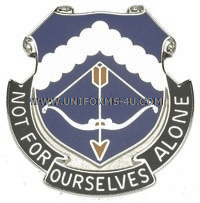ARMY 245 AVIATION REGIMENT UNIT CREST