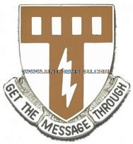 ARMY 249 SIGNAL BATTALION ARNG TEXAS UNIT CREST