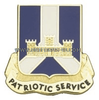 393 INFANTRY REGIMENT USAR UNIT CREST