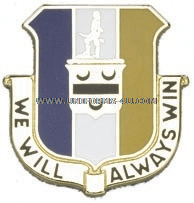 ARMY 391 REGIMENT BRIGADE COMBAT TEAM UNIT CREST