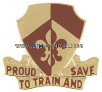 ARMY 261 MEDICAL BATTALION UNIT CREST