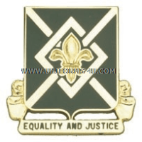 384 MILITARY POLICE BATTALION UNIT CREST