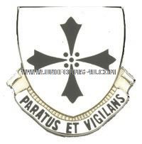 ARMY 381 REGIMENT UNIT CREST