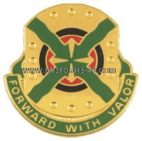 ARMY 264 ENGINEER GROUP UNIT CREST