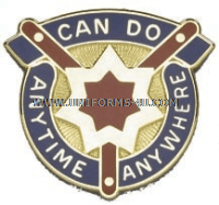 ARMY 377 SUPPORT COMMAND UNIT CREST