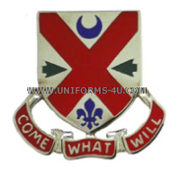 army 265 engineer battalion unit crest