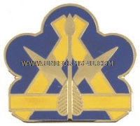 ARMY 269 ORDNANCE GROUP UNIT CREST