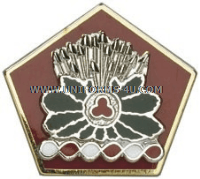 ARMY 371 SUPPORT GROUP UNIT CREST