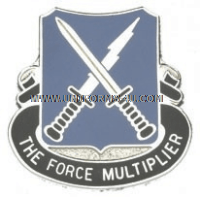ARMY 301 MILITARY INTELLIGENCE BATTALION UNIT CREST