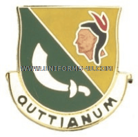 ARMY 306 MILITARY POLICE BATTALION UNIT CREST