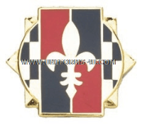 347 REPLACEMENT BATTALION USAR UNIT CREST