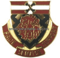 ARMY 340 SUPPORT BATTALION UNIT CREST