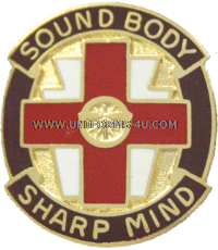 338 MEDICAL GROUP USAR UNIT CREST
