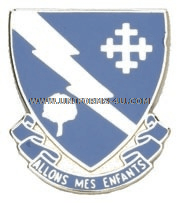 ARMY 310 REGIMENT BRIGADE COMBAT TEAM UNIT CREST