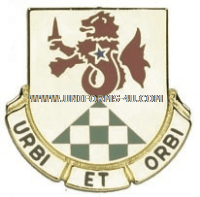 336 MILITARY POLICE BATTALION USAR UNIT CREST