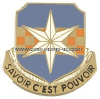 ARMY 313 MILITARY INTELLIGENCE BATTALION UNIT CREST