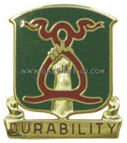 ARMY 324 MILITARY POLICE BATTALION USAR UNIT CREST
