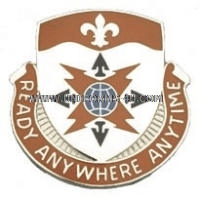 ARMY 324 SIGNAL BATTALION UNIT CREST
