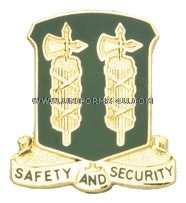 ARMY 327 MILITARY POLICE BATTALION UNIT CREST
