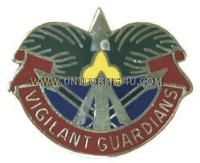 ARMY 16TH AIR DEFENSE ARTILLERY GROUP UNIT CREST
