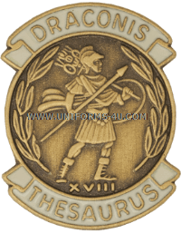 ARMY 18TH FINANCE GROUP UNIT CREST