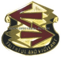 ARMY 28TH AIR DEFENSE ARTILLERY GROUP UNIT CREST