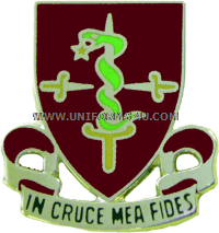 U.S. ARMY 30TH MEDICAL BRIGADE UNIT CREST