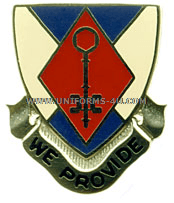 ARMY 75 SUPPORT BATTALION UNIT CREST