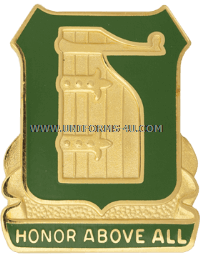 ARMY 91 MILITARY POLICE BATTALION UNIT CREST