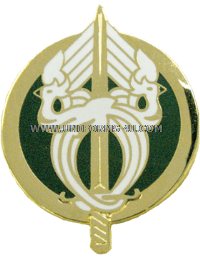 ARMY 92 MILITARY POLICE BATTALION UNIT CREST