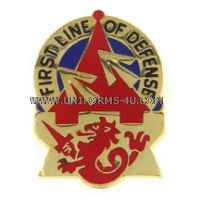 ARMY 94 AIR DEFENSE ARTILLERY BRIGADE UNIT CREST