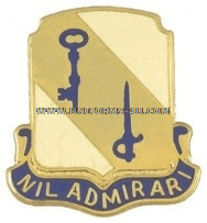 ARMY 118 SUPPORT BATTALION UNIT CREST