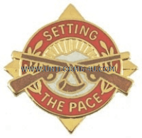ARMY 125 ARMY COMMENDATION UNIT CREST