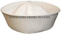 U.S. NAVY WHITE SERVICE HAT