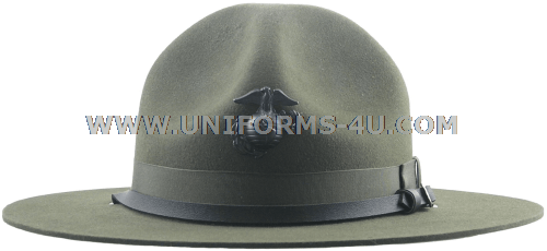 Usmc drill instructor campaign hat