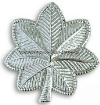 air force lieutenant colonel cap rank insignia