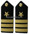 U.S. Navy Line Officer's Hard Shoulder Boards
