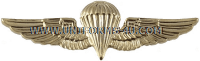 U.S. Navy and Marine Corps Parachutists Badge