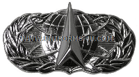usaf space missile badge