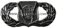 usaf command and control badge