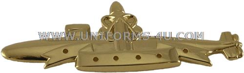 insignia Submarine breast