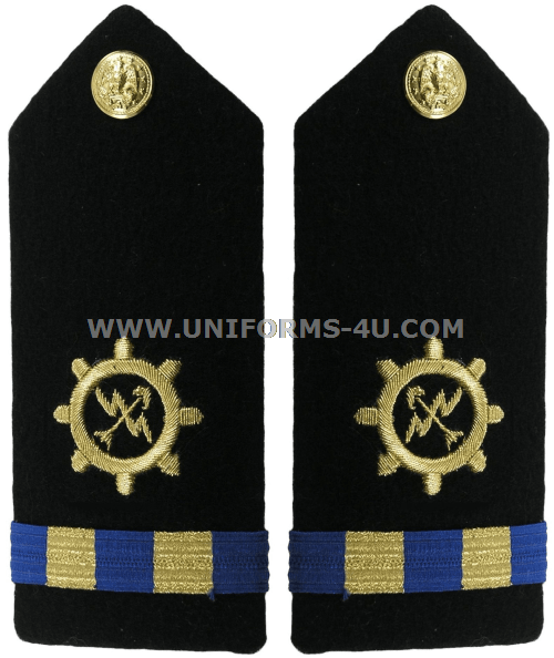 U S Navy Cwo Operations Technician Hard Shoulder Boards