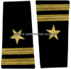 U.S. Navy Line Officer's Soft Epaulets