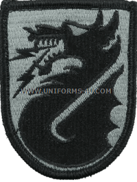 us army 5th signal command patch