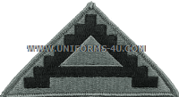 us army 7th army patch