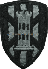 us army 7th engineer patch