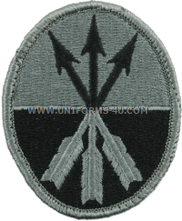us army 23rd corps patch
